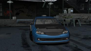 2008 Subaru Impreza WRX STI Fast & Furious 7
