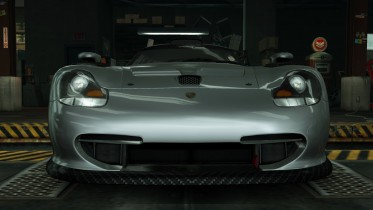 Porsche 911 GT1EVO Straßenversion