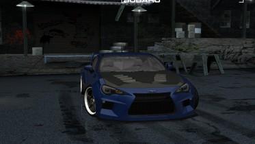 2013 Subaru BRZ ChargeSpeed Type 2