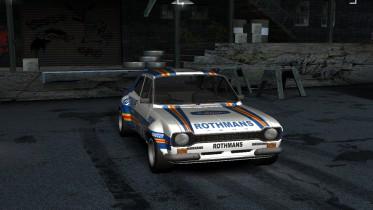 1970 Ford Escort RS1600 Mk.I Rothmans
