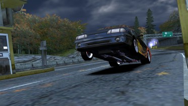 Ford Ridin' Dirty in Rosewood