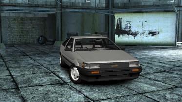 1984 Toyota Corolla Levin SR (AE85)