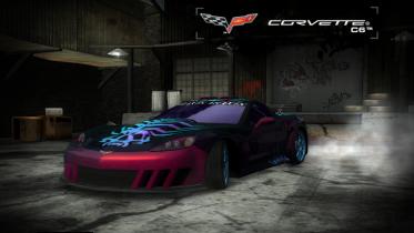 Chevrolet Webster's Corvette Remake