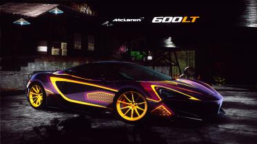 McLaren 600LT (Road To West)