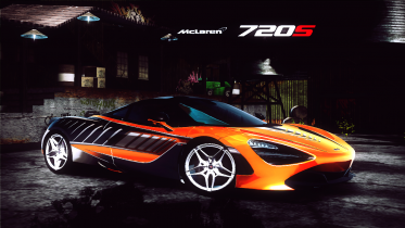 McLaren 720S (Frights, Camera, Traction)