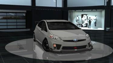 2011 Toyota Prius Tommy Kaira Kit