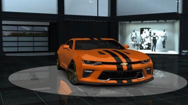 2018 Chevrolet Camaro SS HotWheels Edition