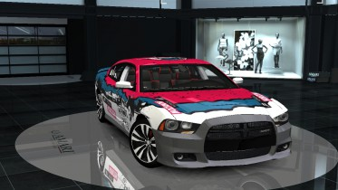 2012 Dodge Charger R/T Forza Horizon Edition