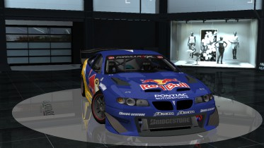 2004 Pontiac GTO D1GP Rhys Millen Racing