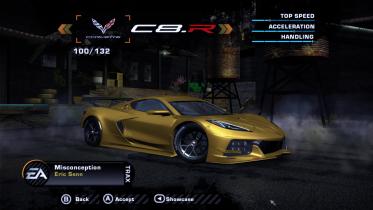 Chevrolet Corvette C8.R