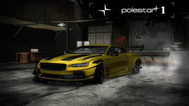 Polestar 1 Fully customisable (ADDON)