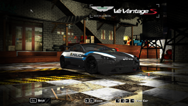 2013 Aston Martin V12 Vantage S (NFS World and Hot Pursuit Police)