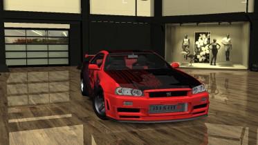 2005 Nissan Skyline GT-R [R34] Nismo Juggernaut