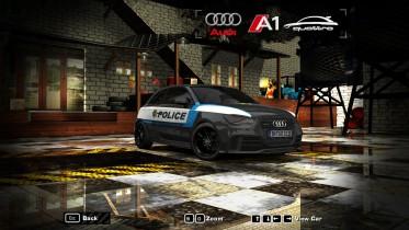 2012 Audi A1 (NFS World Police)
