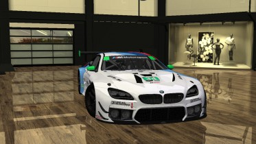 2018 BMW M6 GT3