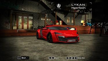 Lykan Hyper sport ( FF7)
