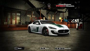2015 Maserati Gran Turismo MC Stradale ( Dubai Police)