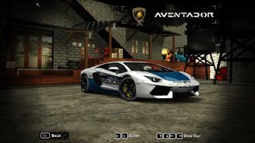 2015 Lamborghini Aventador (  Police)