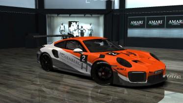 2019 Porsche 911 GT2RS Clubsport