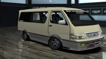 2001 Toyota HiAce Wagon Super Custom