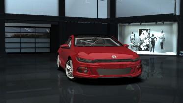 2011 Volkswagen Scirocco ABT Sportsline