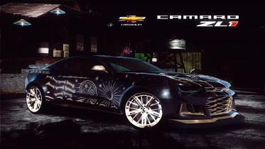 Chevrolet Camaro ZL1 (Day Of The Dead)