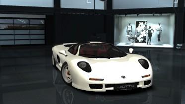 1992 Jiotto Caspita Mark II