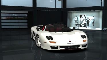 1989 Jiotto Caspita Roadster