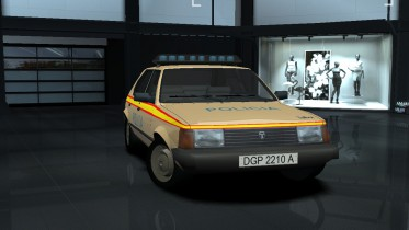 1978 Talbot Horizon GL Police