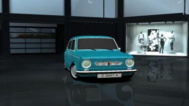 SEAT 1966 Seat 850 Especial