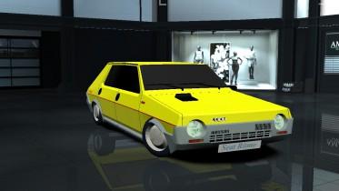 1982 Seat Ritmo Crono