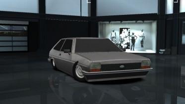 1976 Ford Fiesta Mk.I