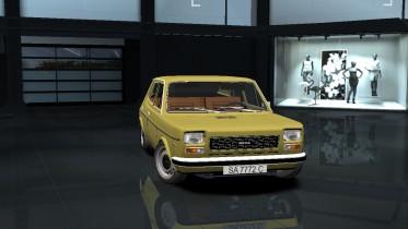 1977 Seat 127 LS