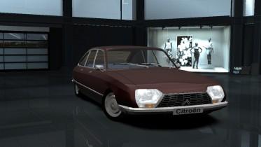 1978 Citroen GS Pallas