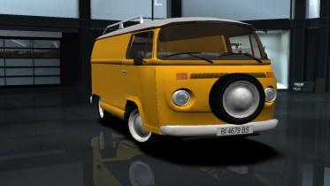 1967 Volkswagen Transporter T2