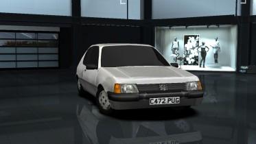 1983 Peugeot 205