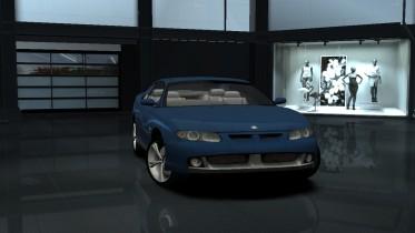 2002 HSV GTS Coupé