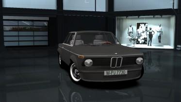 1968 BMW 2002 Turbo
