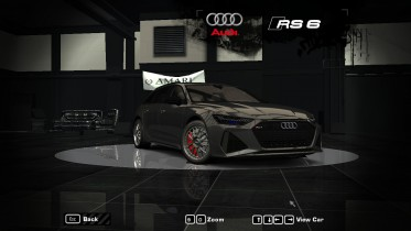 2020 Audi RS6 Avant (Special Edition)