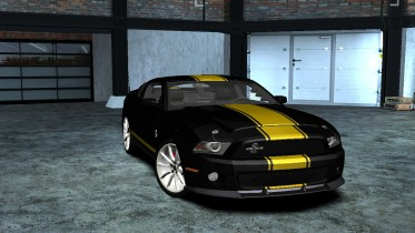 2012 Ford Mustang Shelby GT500 Super Snake 50th Anniversary Edition