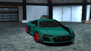 2021 Audi R8 V10 Green Hell Edition