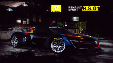 Renault Sport RS-01 (Terminal Velocity)