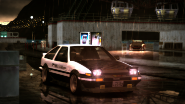 1987 Toyota AE86 Drift Version