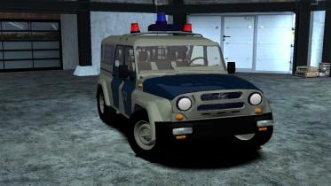 1999 UAZ 3159