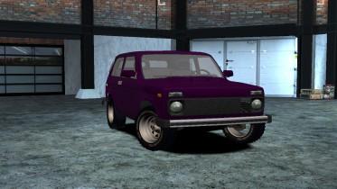 1999 Lada 21213 Niva