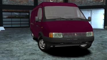 1995 GAZ 2705