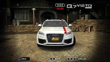 2010 Audi Q7 RWS