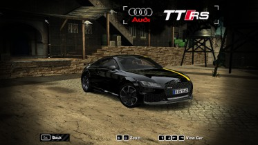 2020 Audi TTRS (Limited sport edition)