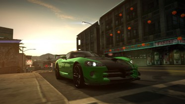 Dodge Viper SRT10 ACR in Green