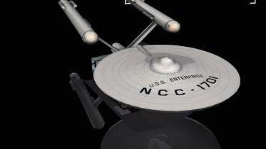 2245 U.S.S. Enterprise NCC-1701